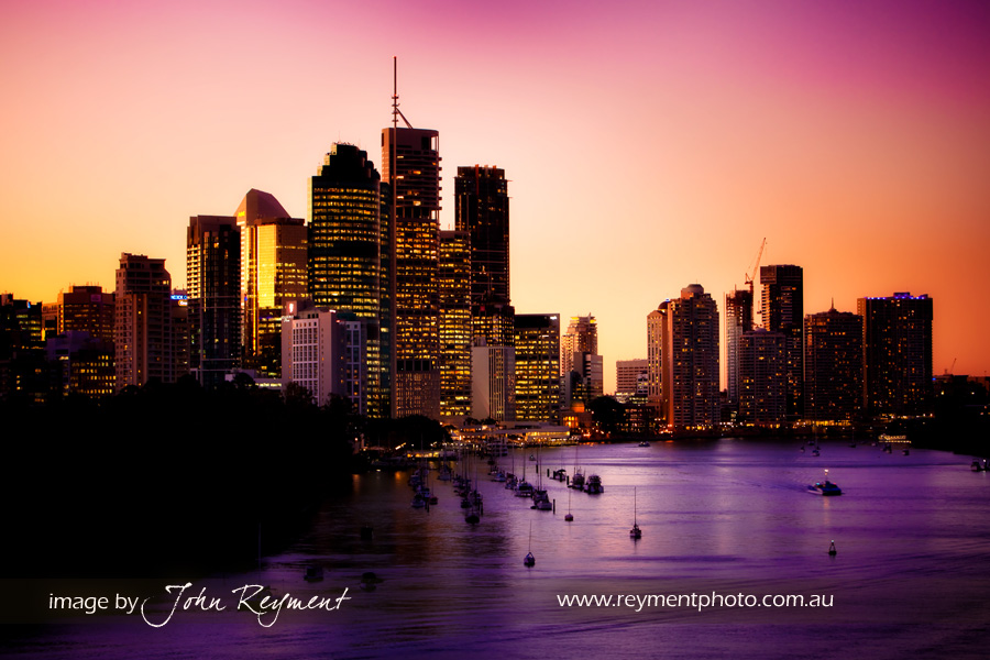 Our Beautiful Brisbane River Before The Queensland Floods Photo Of The Day 20 January 2011