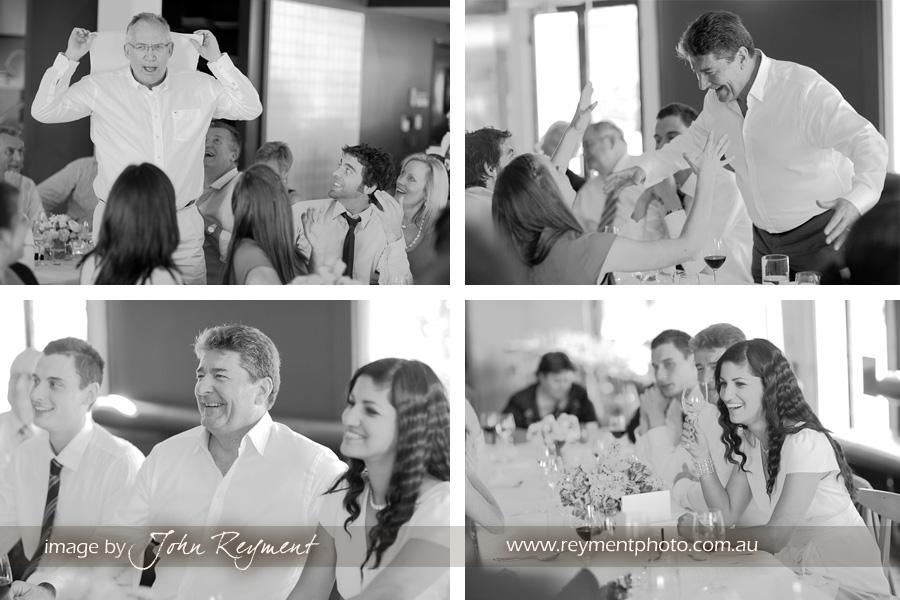 Philip johnson wedding