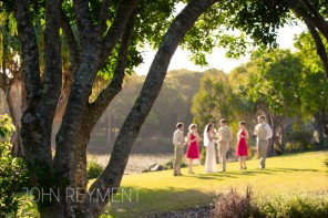 Sunshine Coast wedding photographer Twin Waters Resort