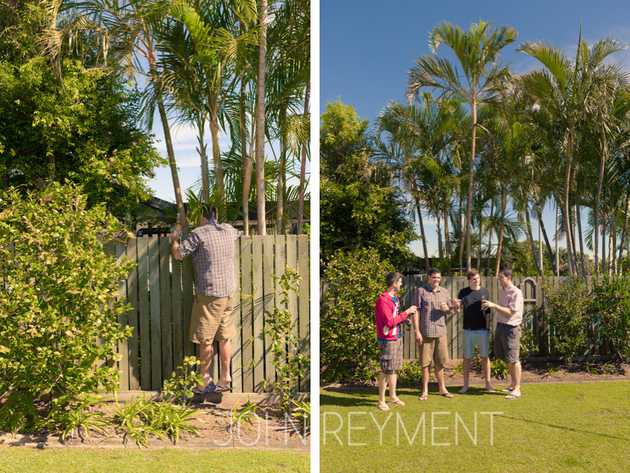brisbane wedding photographer John Reyment