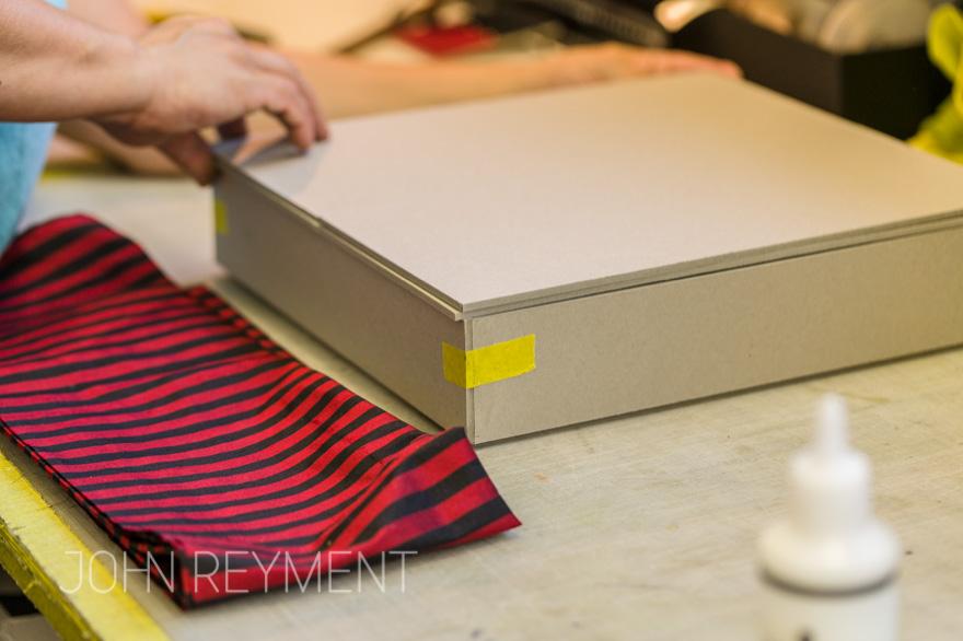 photomounts & albums wedding album production by John Reyment