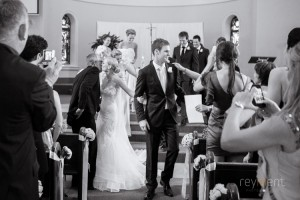 holy spirit catholic church new farm wedding