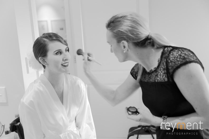 how to wake up with perfect skin on your wedding day