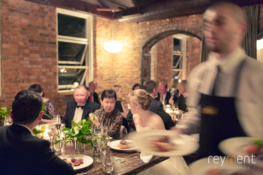 malt dining wedding reception john reyment