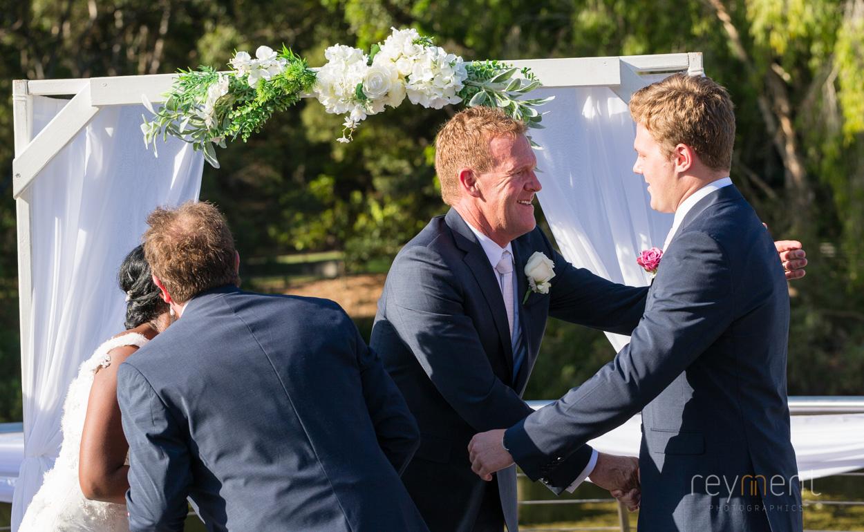 gold coast botanical gardens ashmore wedding photography john reyment