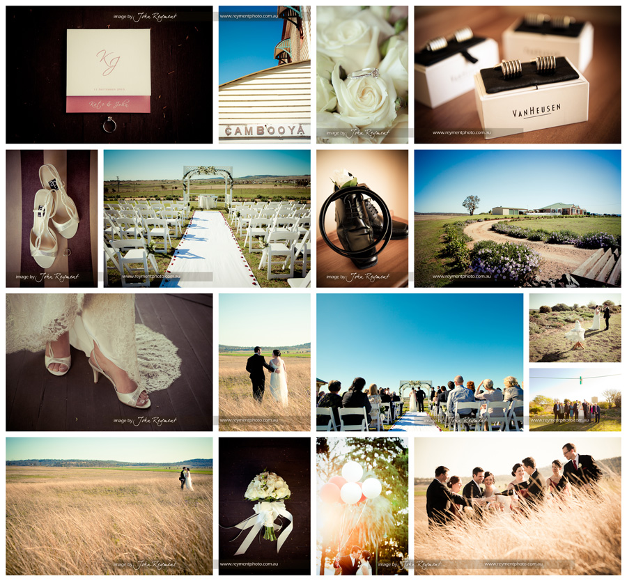 Country wedding photos, Inspiration Board from Kate & John's Wedding