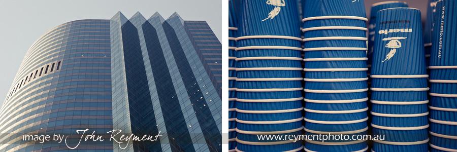 Waterfront Place, Merlo Coffee, Brisbane wedding photographer John Reyment