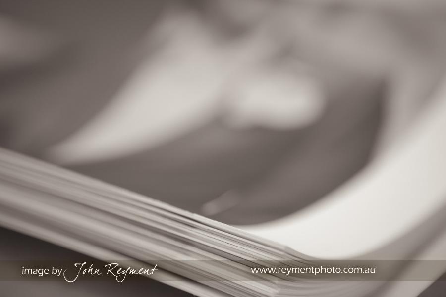 Wedding Photography Brisbane, wedding album production, Photomounts and Albums, John Reyment