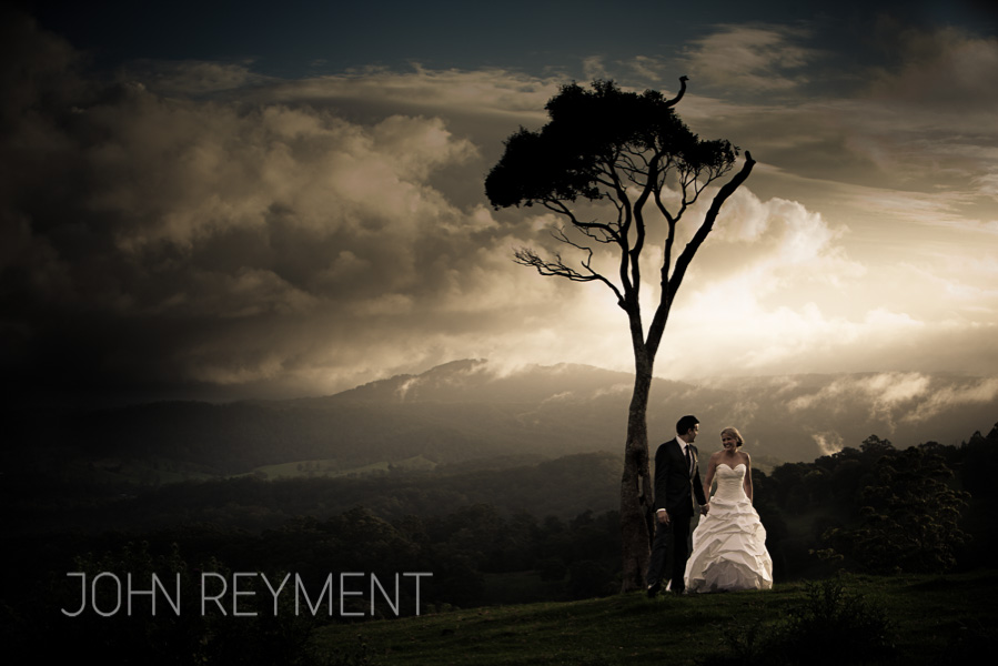 Maleny Montville professional wedding photographer John Reyment