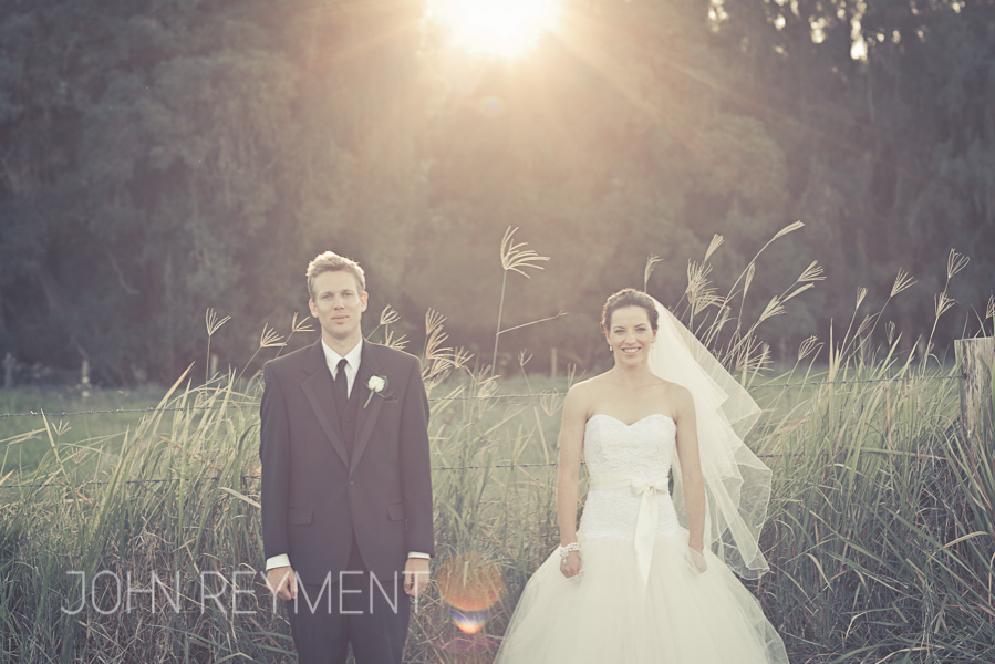 Boonah wedding by Brisbane wedding photographer John Reyment