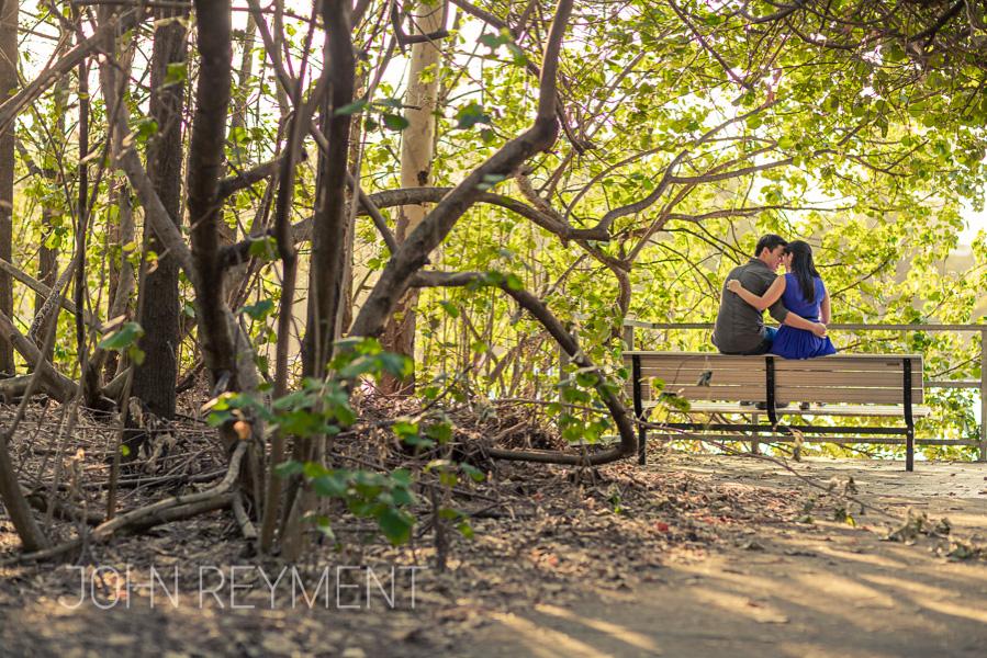 Kangaroo Point Brisbane engagement portrait photographer John Reyment