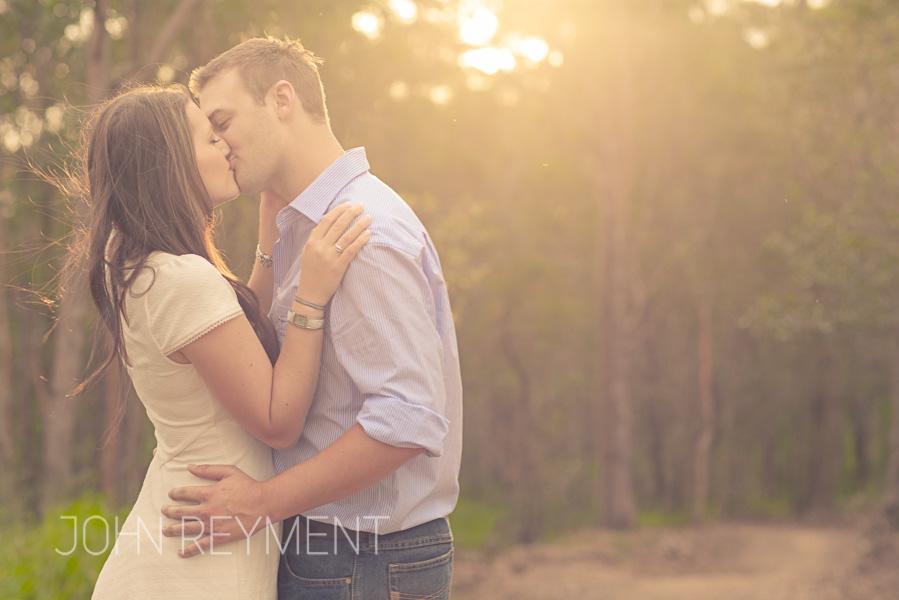 Valentine's Day engagement portrait photographer John Reyment