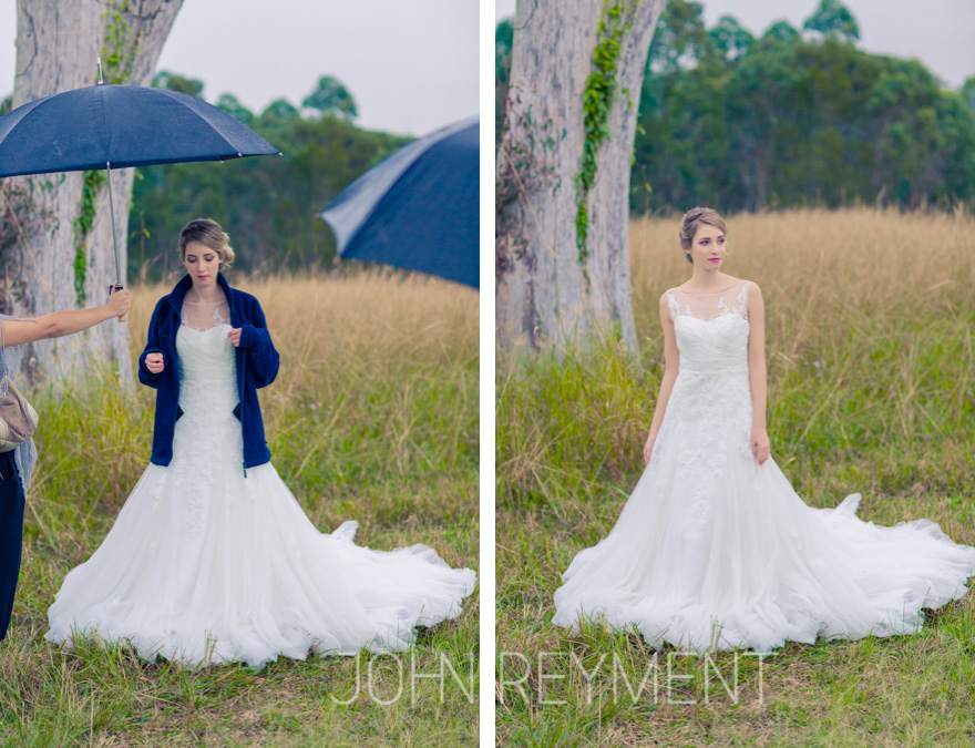Sirromet winery Queensland Wedding & Bride magazine fashion shoot by John Reyment