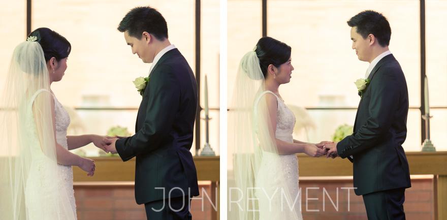 wedding at Pembroke School Chapel, Adelaide by wedding photographer John Reyment