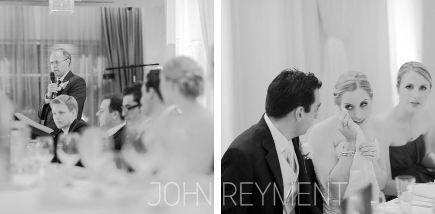 bride & father of the bride wedding speech by Coorparoo wedding photographer John Reyment
