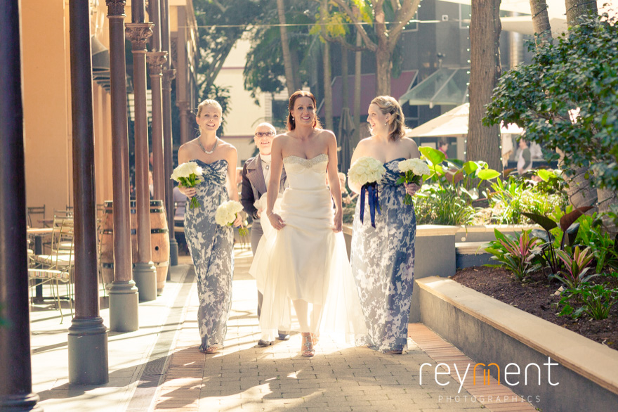 Stamford Hotel Brisbane wedding photographer john reyment